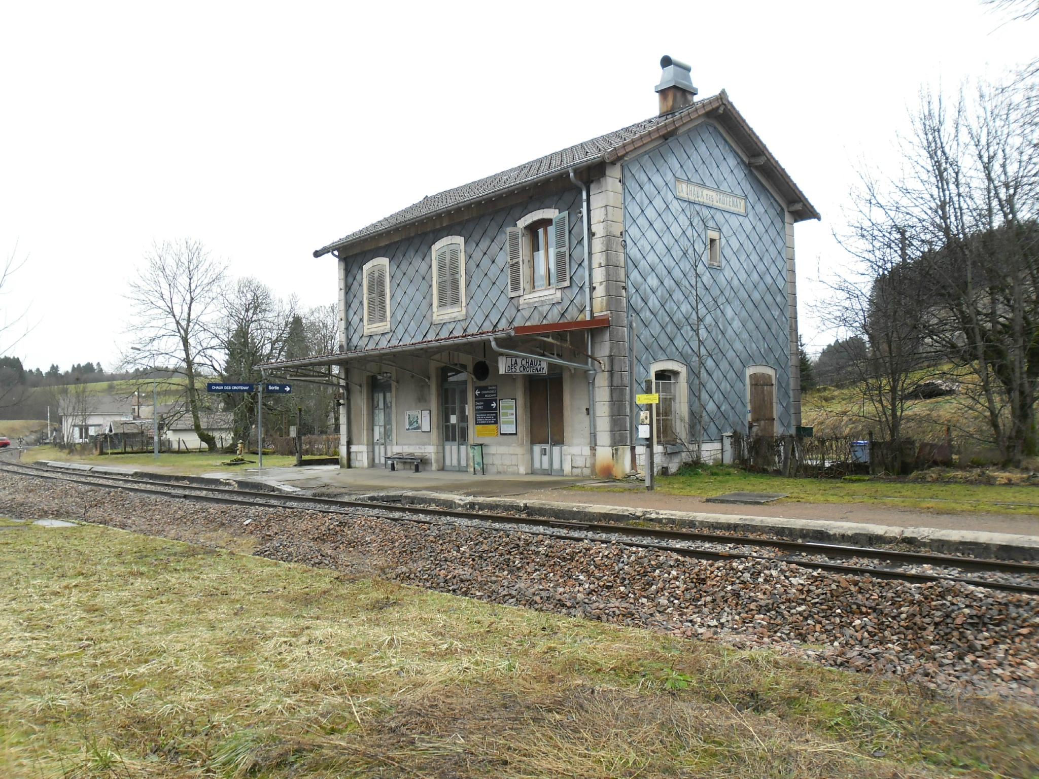 La Chaux des Crotenay (Jura)