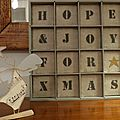 Hope and joy ...