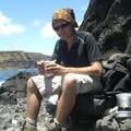 Pause déjeuner, près de la mer