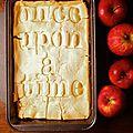17 tartes aux pommes graphiques (battle tarte aux pommes vs apple pie)