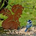 L'adorable mésange bleue