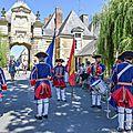 Fifres et tambours d'aunis saintonge cape et épée -richelieu
