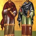 Saints Come et Damien