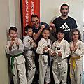 Taekwondo de l'Océan