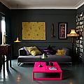 Colors selection / intérieur pour réchauffer l'hiver...