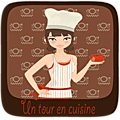 Brownie fondant coulant au micro ondes