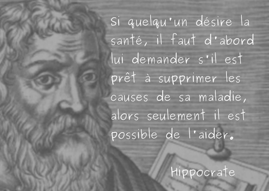 Déjà Hippocrate