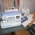 Ma nouvelle machine Brother innovis 1200