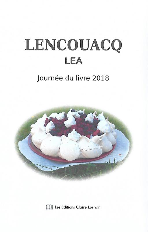 Couverture face Lencouacq 2018