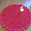 Think pink : le tapis!