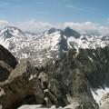 Pic de Néouvielle 3 091 m, juin 2007