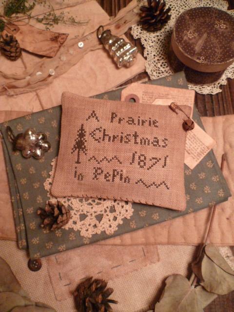 A Prairie Christmas in Pepin 1871 US$ 7.00