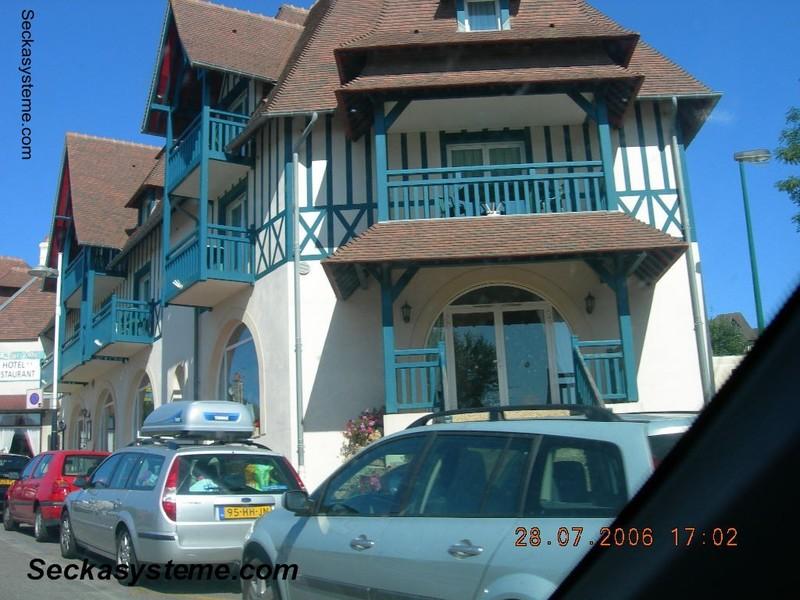 A028-Maison traditionnelle à Deauville