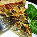 Tarte aux courgettes selontany