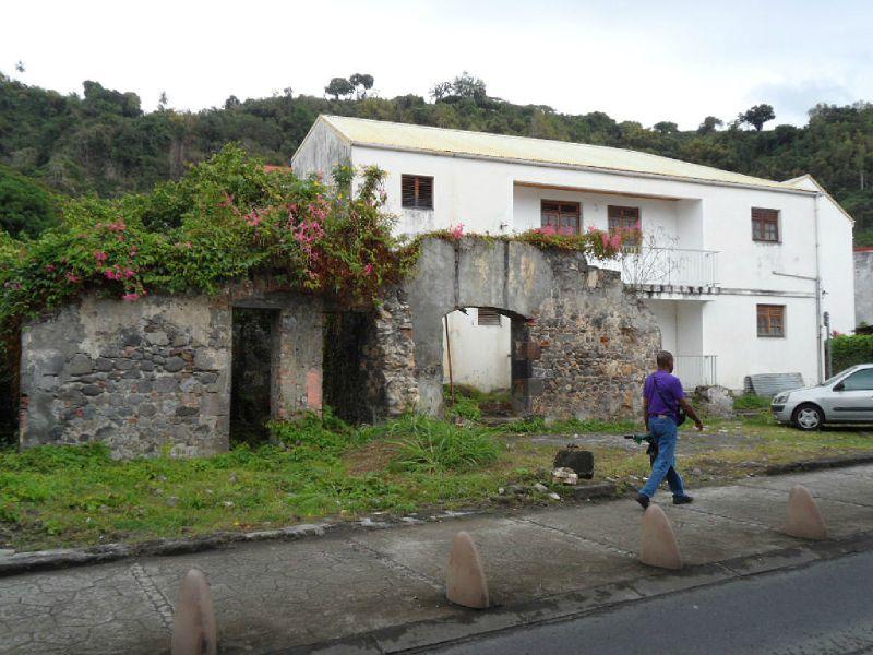Saint-Pierre, entre le démoli et le construit