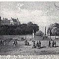 Ancien Nantes - Place de la Duchesse Anne