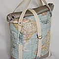 * traveler bag *