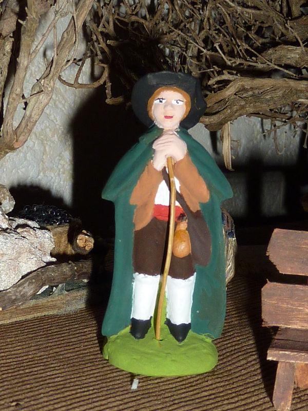 le jeune berger