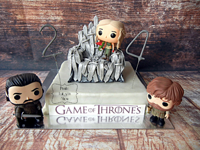 gateau game of throne prunillefee 6