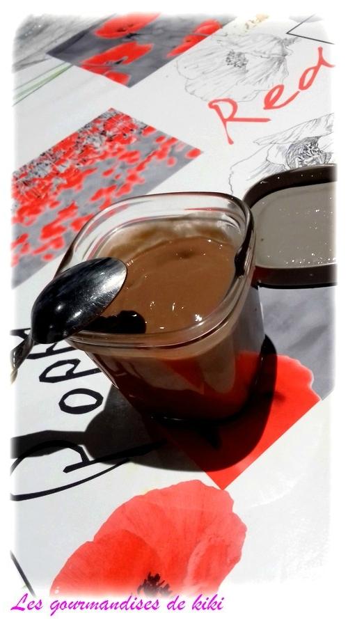 Crème dessert au chocolat mascarpone