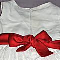 Une <b>robe</b> de cérémonie pour mes louloutes