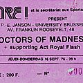 1976-09-16 Doctors of Madness-Royal Flash