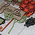 Mini Album et son coffret - Pure Lorelaïl Design 8