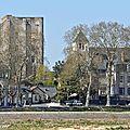 Le château de Beaugency