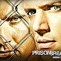 Prison Break Wentworth Miller-Dominic Purcell