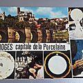 Limoges - capitale de la porcelaine