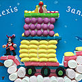 Gâteau de Bonbons: Pirate