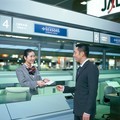 JAL. CHECK-IN