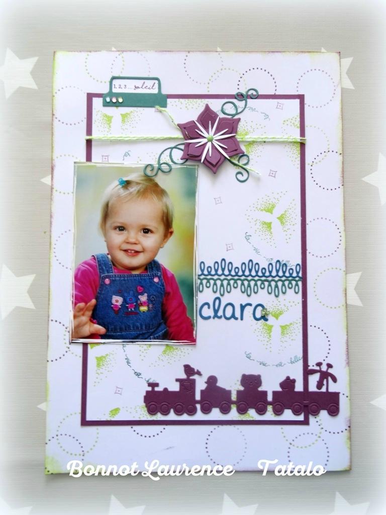 """Une page """"Clara"""""""