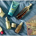 Routine soin visage soir mi-mars 2015 ~ juin 2015 (peau mixte à grasse).