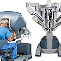 Un <b>robot</b>, meilleur chirurgien que l'homme?