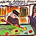 COLLECTION LOUIS GUYARD : art brut.. art naïf.. figuration libre..