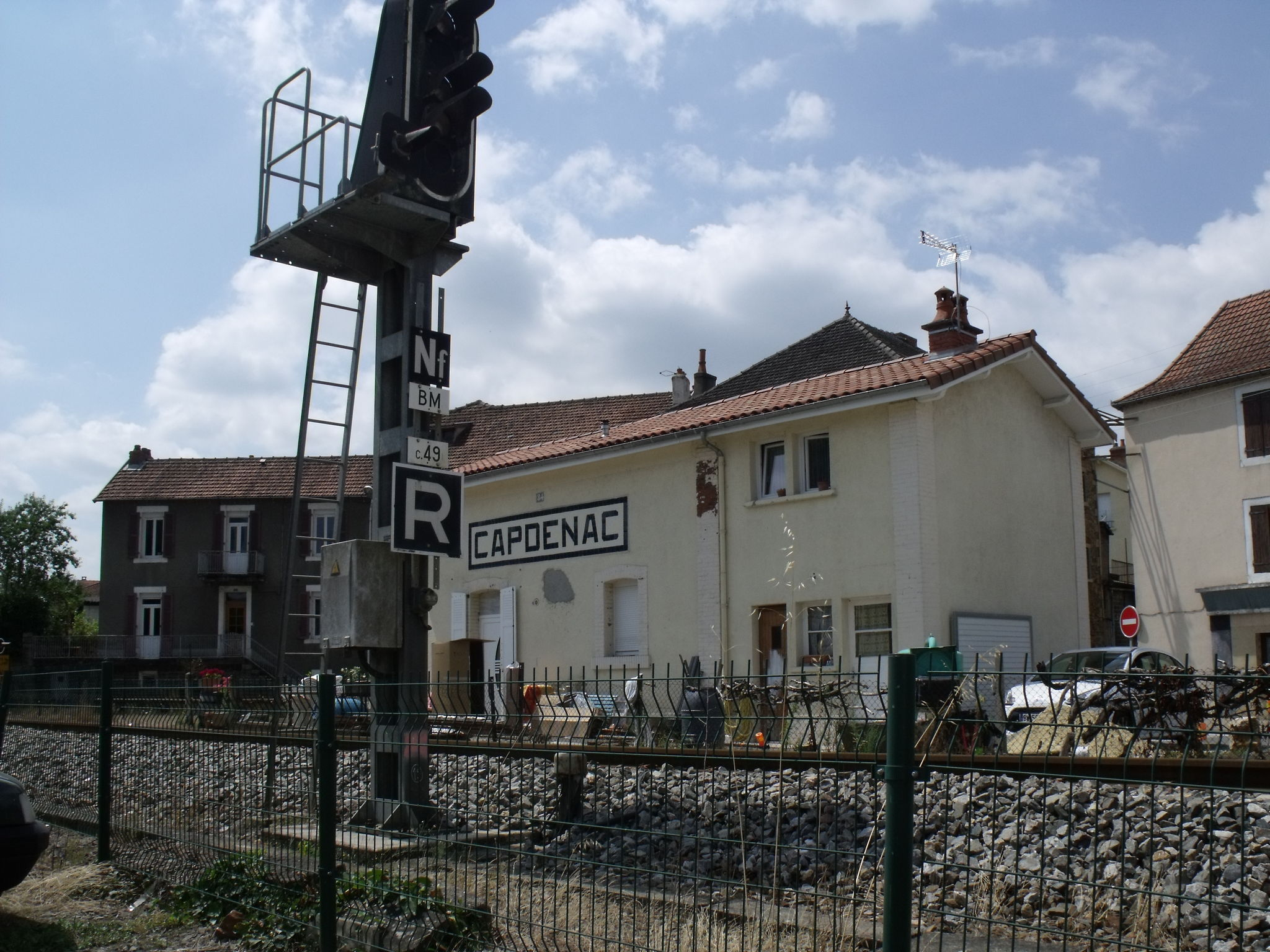 Capdenac (Aveyron - 12)
