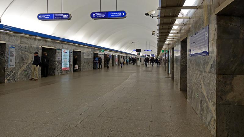 Moskovskaya 1