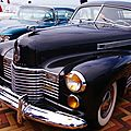 Retour au <b>Retro</b> Sur <b>Mer</b> <b>Vintage</b> <b>Weekender</b> 2017 - 1941 Cadillac Series 62 Coupe