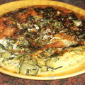 Omelettes aux courgettes