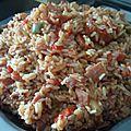 Cookeo: le jambalaya doux