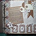 Journal de l'année 2013