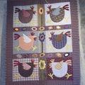 Cocottes Meme's quilts