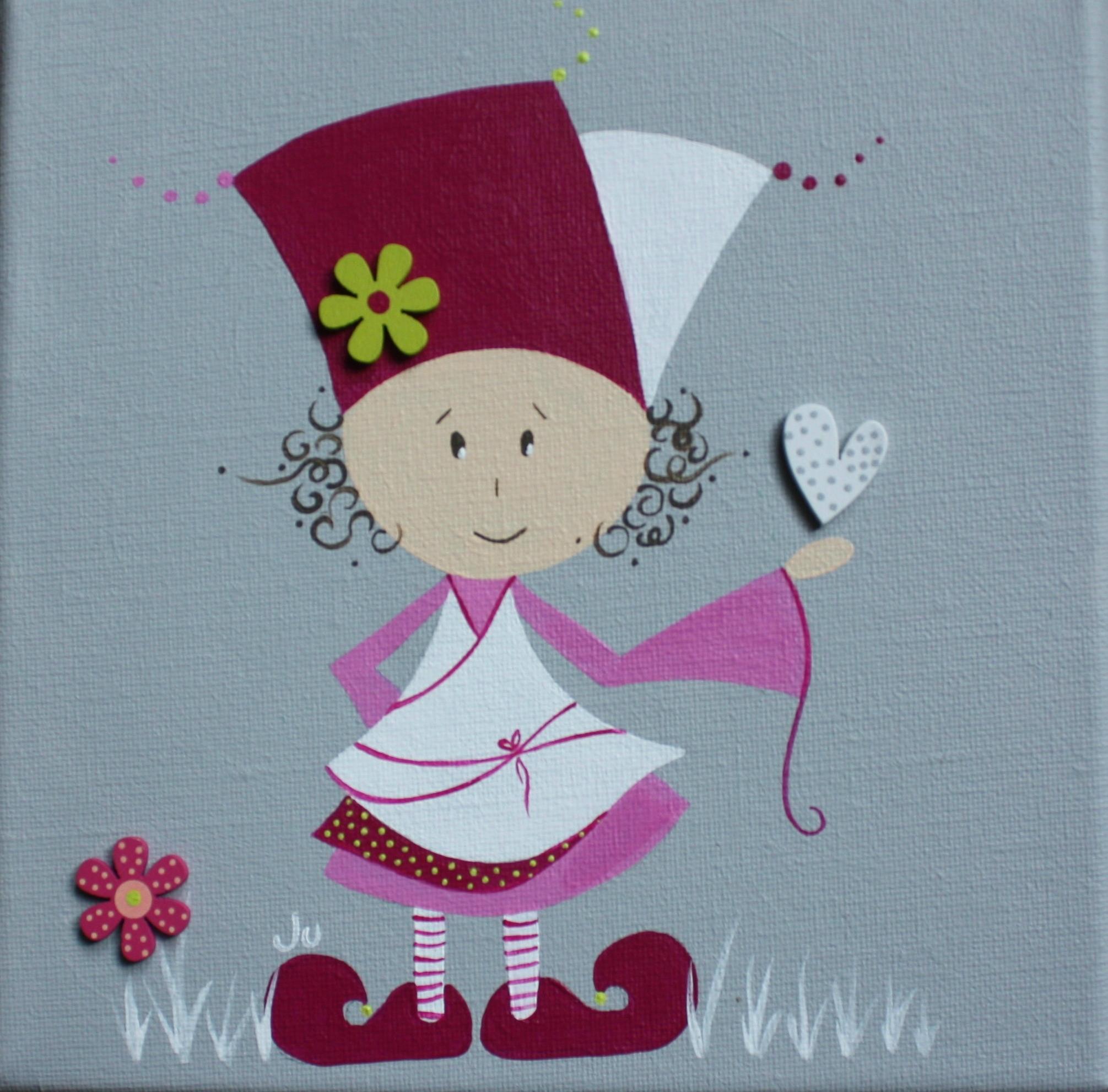 Madame Pâquerette