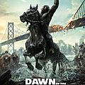 DAWN <b>OF</b> <b>THE</b> <b>PLANET</b> <b>OF</b> <b>THE</b> <b>APES</b> de Matt Reeves