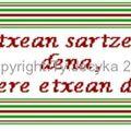 Proverbe Basque - 2