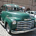 <b>CHEVROLET</b> 3100 pick-up