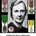 Hommage à berty albrecht (15 février 1893-31 mai 1943