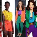 Tendances : LE <b>COLOR</b> <b>BLOCK</b>