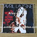 CD promotionnel Here's To Never Growing Up-version néerlandaise (2013)